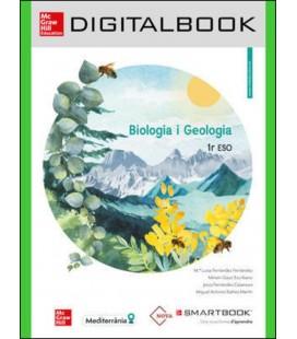 BIOLOGIA I GEOLOGIA 1R ESO NOVA INCLOU CODI SMARTBOOK (VALENCIA)