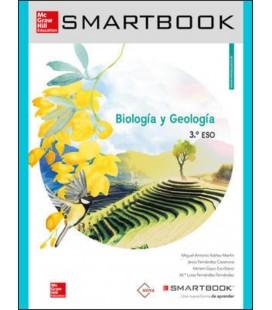BIOLOGIA Y GEOLOGIA 3 ESO NOVA INCLUYE CODIGO SMARTBOOK