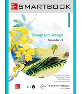 BIOLOGY AND GEOLOGY 3 ESO NOVA CLIL INCLUDES CODE SMARTBOOK