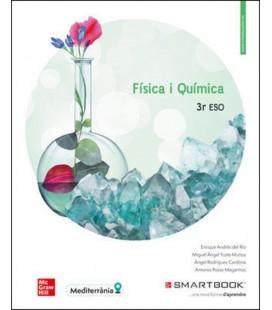 FISICA I QUIMICA 3R ESO INCLOU CODI SMARTBOOK (VALENCIA)