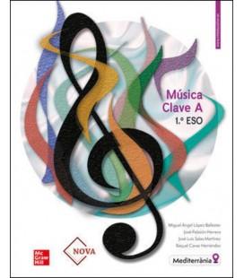 MUSICA CLAVE A 1 ESO (CASTELLANO) PARA VALENCIA