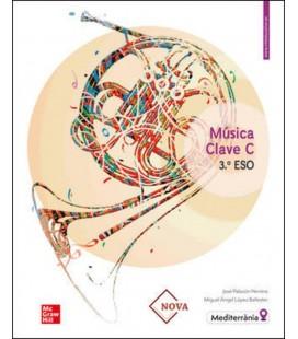 MUSICA CLAVE B 3 ESO (CASTELLANO) PARA VALENCIA