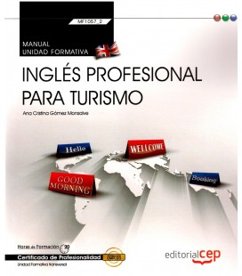 MANUAL INGLES PROFESIONAL PARA TURISMO