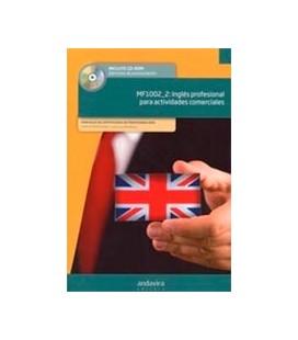 INGLES PROFESIONAL PARA ACTIVIDADES COMERCIALES. INCLUYE CD DE AUDIO.