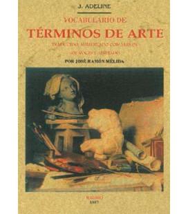 VOCABULARIO DE TERMINOS DE ARTE