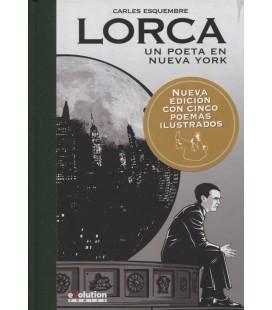 LORCA UN POETA EN NUEVA YORK (CARTONE)