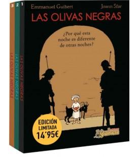 COFRE LAS OLIVAS NEGRAS (01 A 03)