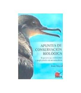 APUNTES DE CONSERVACION BIOLOGICA EXPERIENCIAS REFLEXIONES