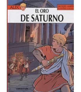 AVENTURAS DE ALIX 35 EL ORO DE SATURNO