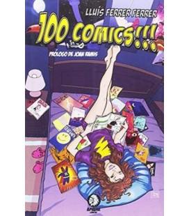 100 COMICS!