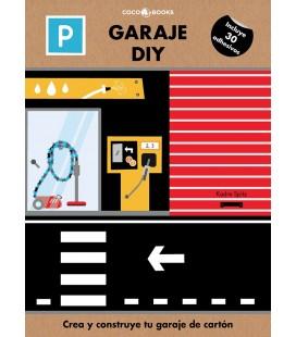 GARAJE DIY CREA Y CONSTRUYE TU GARAJE DE CARTON