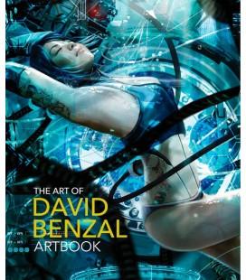 THE ART OF DAVID BENZAL ARTBOOK