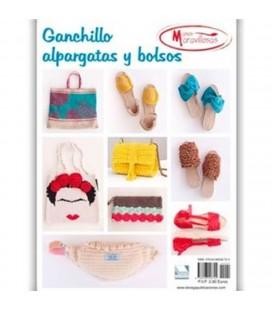 GANCHILLO ALPARGATAS Y BOLSOS