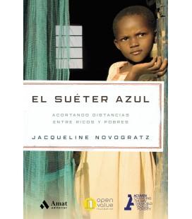 SUETER AZUL ACORTANDO DISTANCIAS ENTRE RICOS Y POBRES