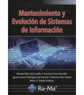 MANTENIMIENTO Y EVOLUCION DE SISTEMAS DE INFORMACION