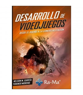 DESARROLLO DE VIDEOJUEGOS DESDE EL DISEÑO A LA COMERCIALIZACION