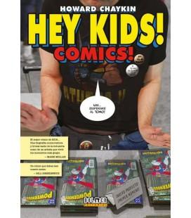 HEY KIDS! COMICS!