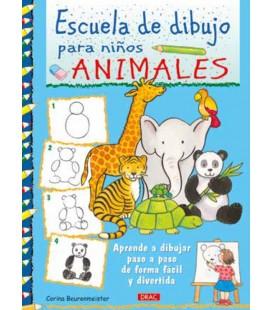 ESCUELA DE DIBUJO PARA NIÑOS ANIMALES