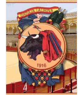 BARAJA TAURINA 1916 ED ESPECIAL