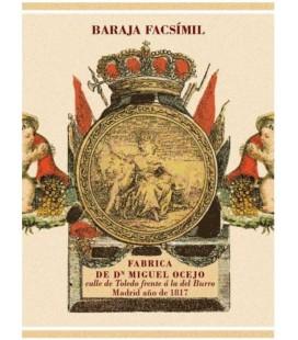 BARAJA FABRICA DE DON MIGUEL OCEJO EDICION ESPECIAL