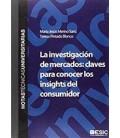 INVESTIGACION DE MERCADOS CLAVES PARA CONOCER LOS INSIGHTS CONSUMIDOR