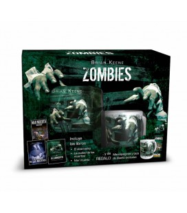 CAJA EXCLUSIVA BRIAN KEENE ZOMBIES