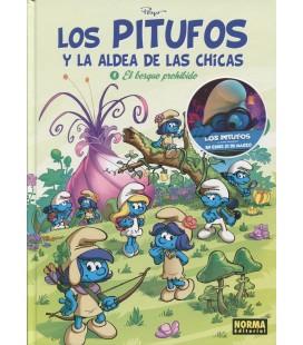PITUFOS Y LA ALDEA DE LAS CHICAS 01 EL BOSQUE PROHIBIDO