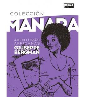 COLECCION MANARA 05 AVENTURAS AFRICANAS