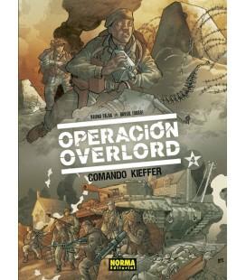 OPERACION OVERLORD 04 COMANDO KIEFFER
