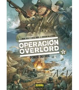 OPERACION OVERLORD 05 POINTE DU HOC