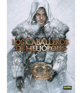 CABALLEROS DE HELIOPOLIS 02 ALBEDO LA OBRA EN BLANCO