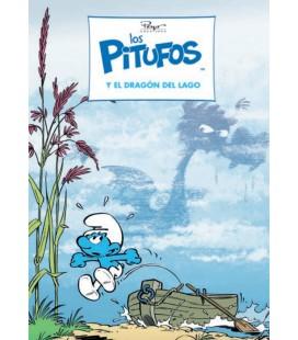 PITUFOS 37 LOS PITUFOS Y EL DRAGON DEL LAGO