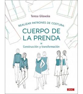REALIZAR PATRONES DE COSTURA CUERPO DE LA PRENDA