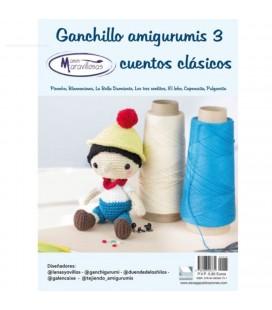 GANCHILLO AMIGURUMIS 03 CUENTOS CLASICOS