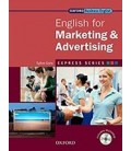 ENGLISH FOR MARKETING AND ADVERTISING + CDROM