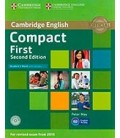 COMPACT FIRST 2ED STUDENT S BOOK WITH ANSWERS