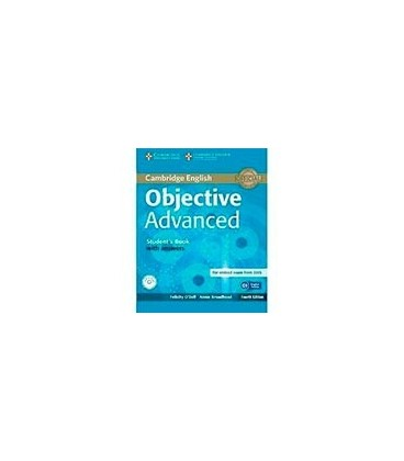 OBJECTIVE ADVANCED STUDENTS BOOK WITH ANSWERS
