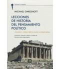 LECCIONES DE HISTORIA DEL PENSAMIENTO POLITICO VOL I