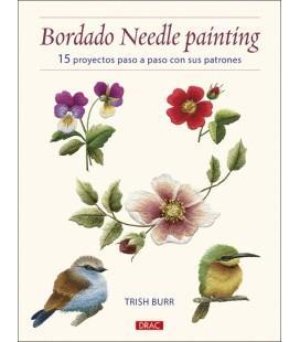 BORDADO NEEDLE PAINTING