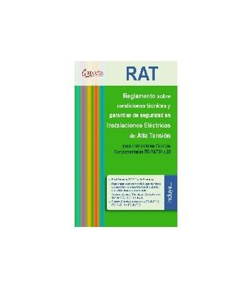 RAT REGLAMENTO SOBRE CONDICIONES TECNICAS Y GARANT SEGU INST ELECT