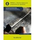 TECNICAS BASICAS DE PREPARACION DE SUPERFICIES TMVL0109
