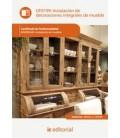 INSTALACION DE DECORACIONES INTEGRALES DE MUEBLE UF0199