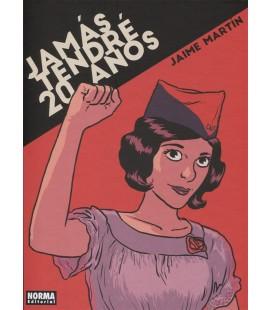 JAMAS TENDRE 20 AÑOS