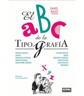 ABC DE LA TIPOGRAFIA