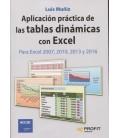 APLICACION PRACTICA DE LAS TABLAS DINAMICAS CON EXCEL