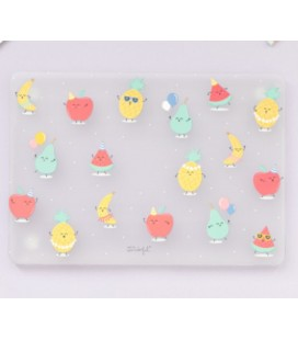 CARCASA PARA MACBOOK AIR 2 13 PULGADAS FRUTAS