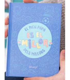 LLIBRE PER EMPLENAR EL MEU PAPA ES EL MILLOR DELS MILLORS (CATALAN)