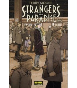 STRANGERS IN PARADISE XXV
