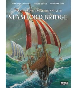 GRANDES BATALLAS NAVALES 08 STAMFORD BRIDGE