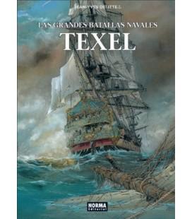 GRANDES BATALLAS NAVALES. TEXEL